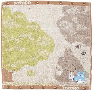 Marushin My Neighbor Totoro Wash Towel Totoro in the shade
