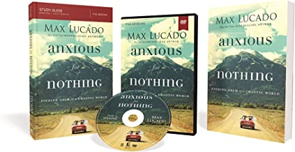 Anxious for Nothing Church Campaign Kit: Finding Calm in a Chaotic World