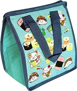 Hawaiian Themed Reusable Insulated Eco Lunch Bag (SMALL 8