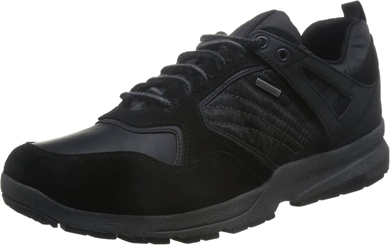 Geox Men's U GEGHY B ABX A Sneakers