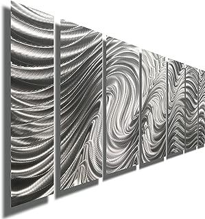 Statements2000 Modern Metal Wall Art, 68