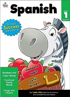 Spanish Workbook, Grade 1 (Brighter Child: Grades 1)