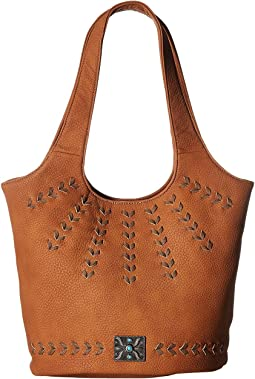 American West - Sagebrush Soft Bucket Tote