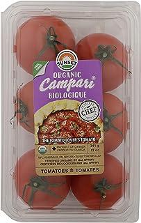 Sunset Organic Campari Tomatoes, 12 oz