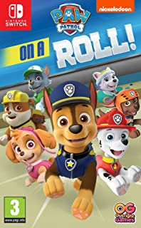 Paw Patrol On a Roll Nintendo Switch (Nintendo Switch)