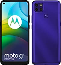 Motorola Moto G9 Power Dual-SIM 128GB ROM + 4GB RAM (GSM Only | No CDMA) Factory Unlocked Android...