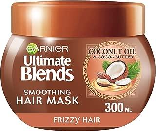 Garnier Ultimate Blends Coconut Oil Frizzy Hair Treatment Mask 300 ml