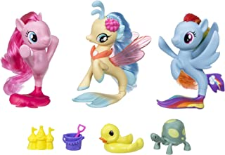 My Little Pony the Movie Seapony Collection Set (Amazon Exclusive)