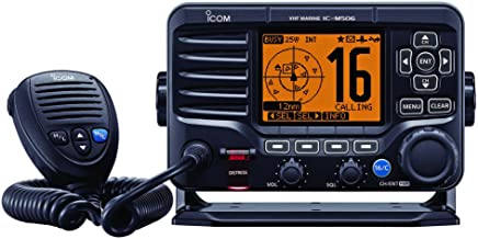 ICOM IC-M506 21 Fixed Mount VHF with Hailer, N2K, Front Mic and AIS