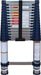Xtend & Climb Pro Series 785P+ Telescoping Ladder, Blue