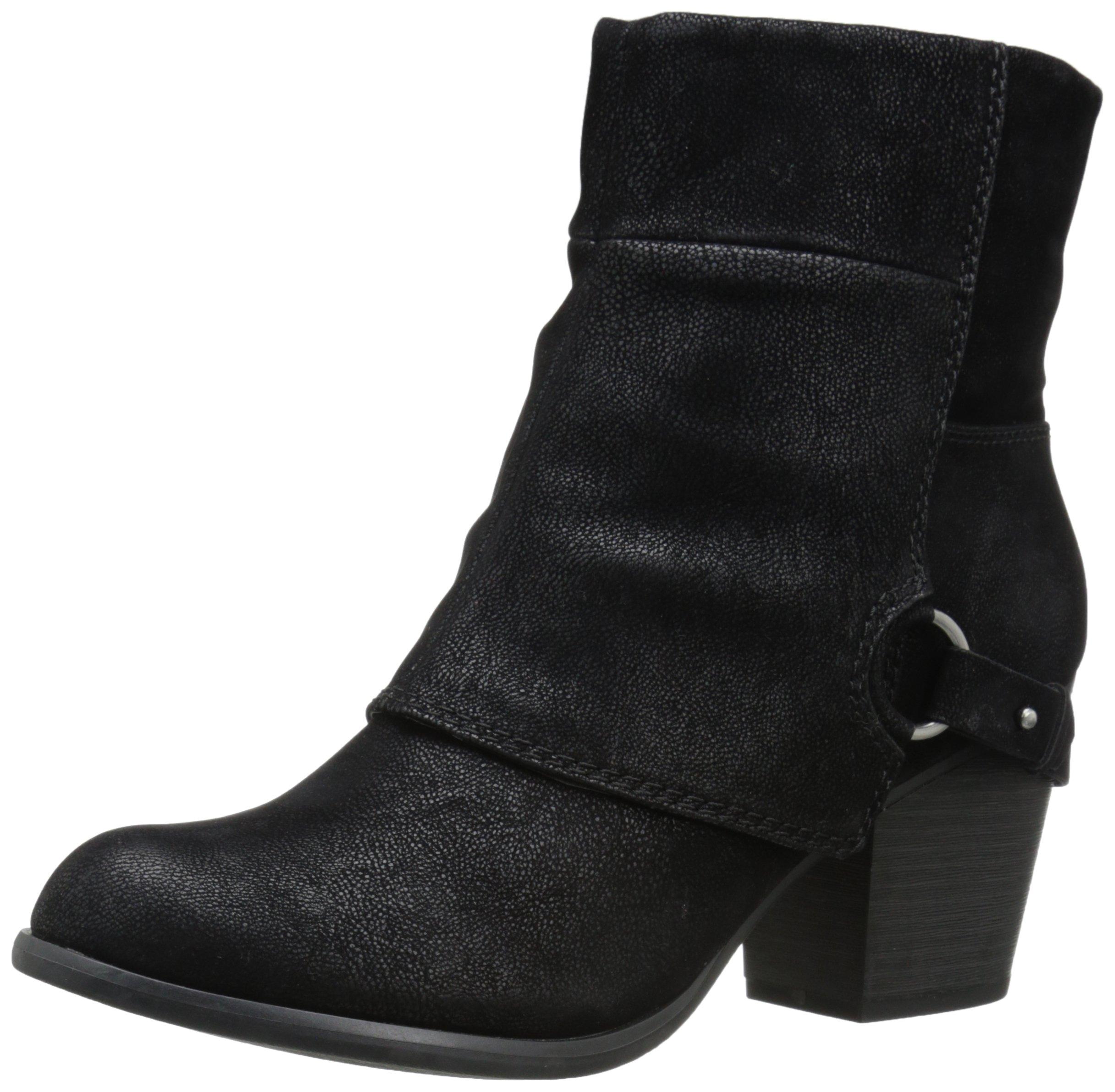 Fergalicious Womens Liza Boot Black