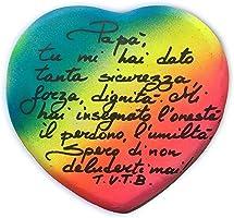 Idea Regalo Festa del Papà, 19 Marzo, Papà tu mi hai dato tanta sicurezza. - Idea Regalo, Regala il tuo cuore al tuo...