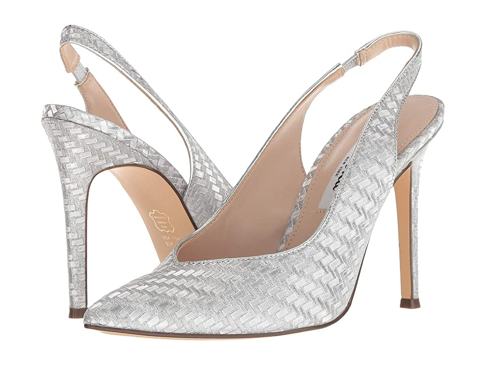Nina Dalisha (Silver) High Heels