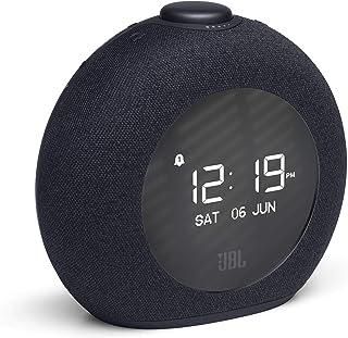 JBL HORIZON 2 Bluetooth ワイヤレス スピーカー/アラームクロック/ラジオ/ワイドFM対応/USBポート搭載/ブラック JBLHORIZON2BLKJN 【国内正規品/メーカー1年保証付き】
