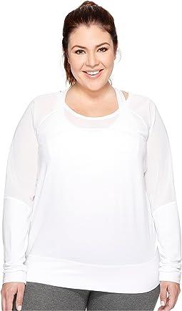 Plus Size Suzette Dolman
