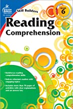 Download Book Reading Comprehension, Grade 6 (Skill Builders) PDF