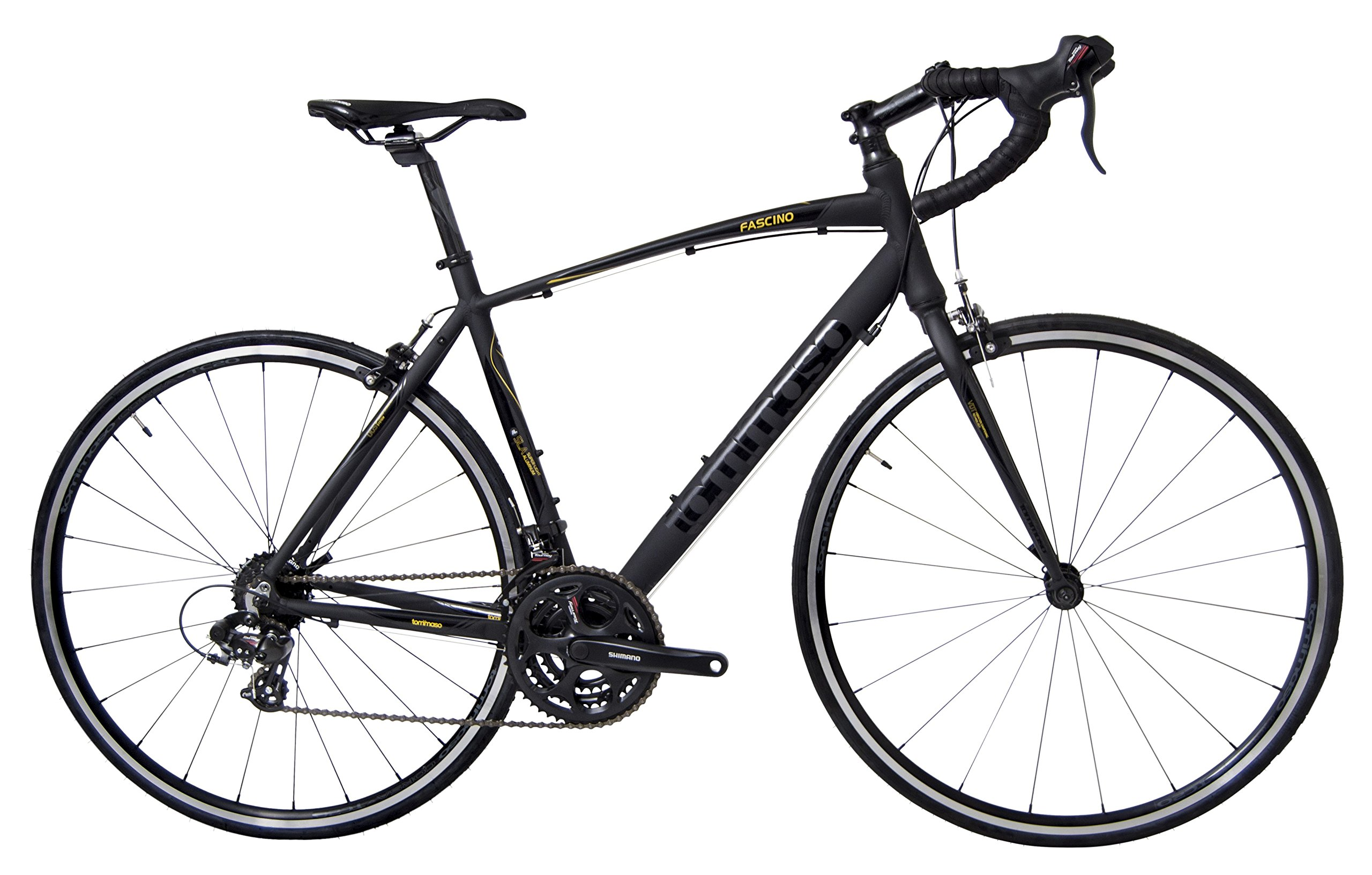 Tommaso Fascino - Sport Performance Aluminum Road Bike