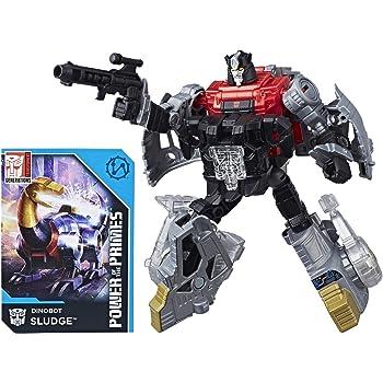 BPF Generations Power of the Primes Dinobot Sludge Action Figure Toy