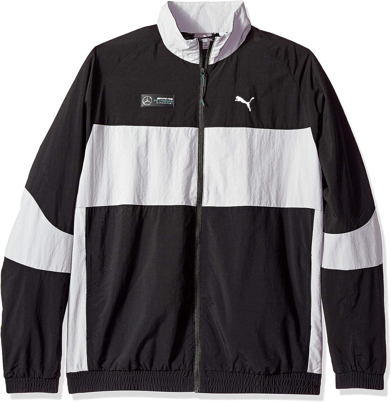 Motorsport Men's Mercedes Logo 安い 在庫あり Full Zip Jacket