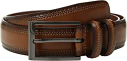 Perry Ellis Portfolio - Wing Tip Edge Belt