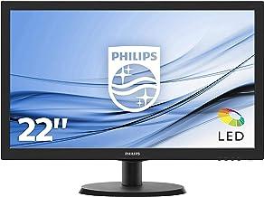 """Philips Monitor 223V5LSB2/10 - Pantalla para PC de 21.5"""""""