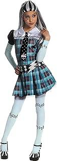 Monster High Frankie Stein Costume - One Color - Medium