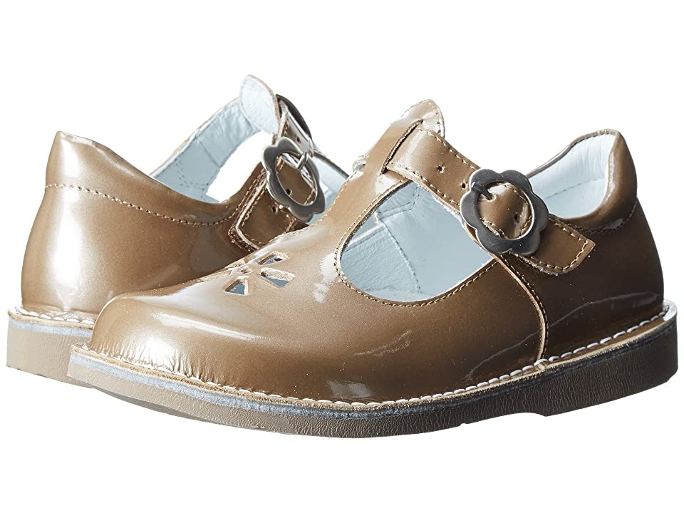 Kid Express Molly (Toddler/Little Kid/Big Kid) (Taupe Metallic) Girls Shoes