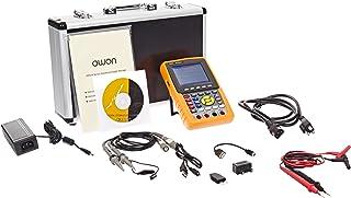 Owon HDS3102M-N Series HDS-N Handheld Digital Storage Oscilloscope and Digital Multimeter, 100MHz, 2 Channels, 500MS/s Sam...