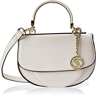 Zeneve London Crossbody Bag for Women, White, 119857500042