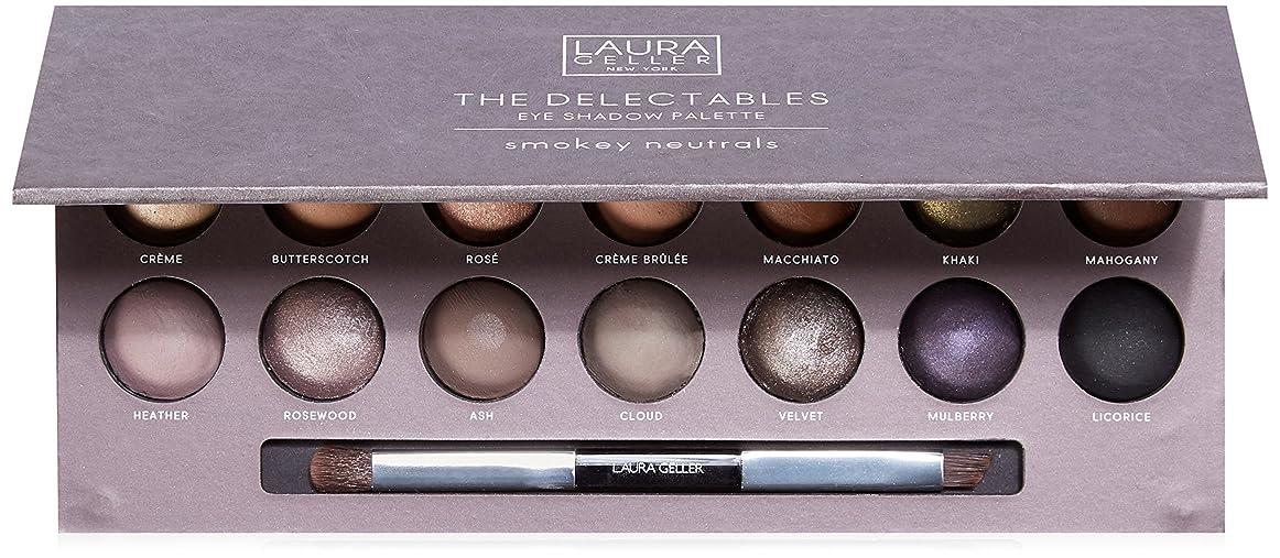 大工同化する泣くローラ?ゲラー The Delectables Eye Shadow Palette - # Smokey Neutrals 14x0.4g/0.01oz並行輸入品