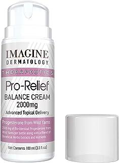 Sponsored Ad - Bio-Identical Progesterone USP 2000mg Wild Yam TSA Compliant Size 3.3floz 1Pump=1Dose Pro-Relief Cream Para...