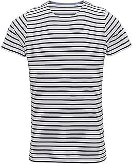 Mens Mariniere Coastal Short Sleeve T-Shirt