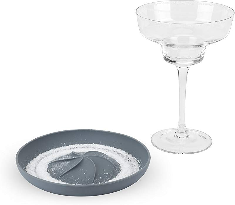 True 7386 Frill Cocktail Rimmer One Size Gray