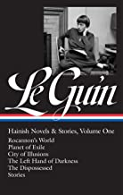 Ursula K. Le Guin: Hainish Novels and Stories Vol. 1 (LOA #296): Rocannon's World / Planet of Exile / City of Illusions / ...