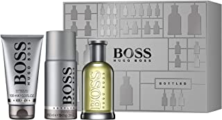 Hugo Boss butelka woda toaletowa 100 ml zestaw prezentowy (zawiera 100 ml EDT, 100 ml żel pod prysznic i 150 ml dezodorant...