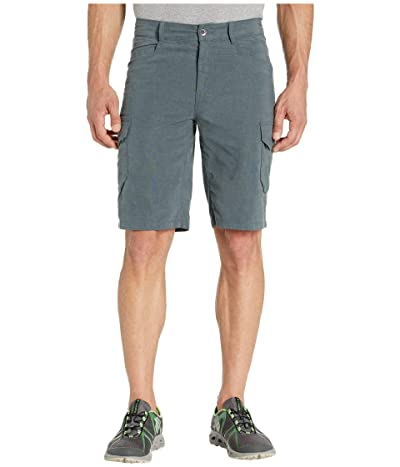 Royal Robbins Springdale Shorts (Slate) Men