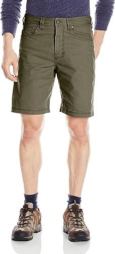 Prana Homme Bronson Short de Jambe 22,9cm