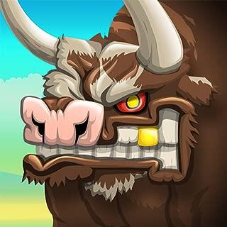 bull riding games