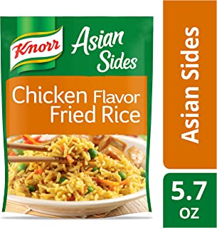 Knorr Asian Side Dish, Chicken Fried Rice, 5.7 oz