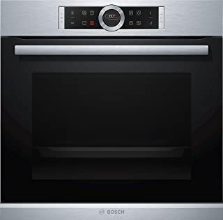 Bosch 60 X 60 cm Built In Electric Oven, Stainless Steel - HBG655BS1M, 1 Year Warranty