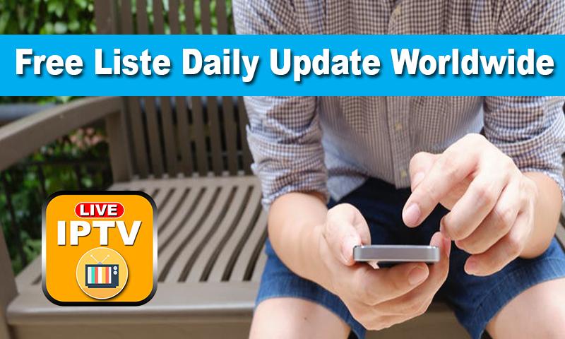 IPTV Smart : free m3u live TV on android