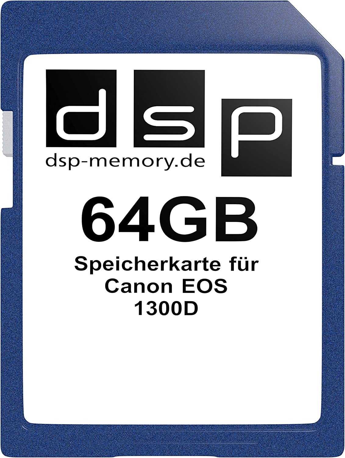Dsp Memory Parent For Canon Eos 1300d Black 16gb Computers Accessories