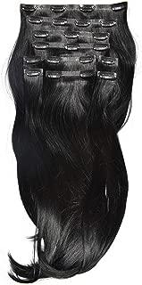 Indigo Hair Seamless Clip-In Remy Hair Extensions 20