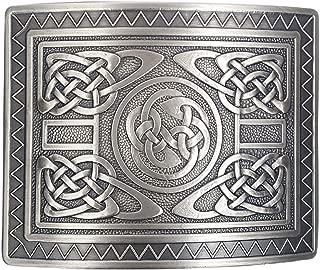 antique kilt belt buckle