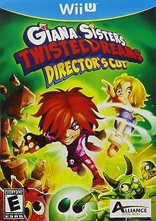 Giana Sisters Twisted Dreams Director's Cut Wii U