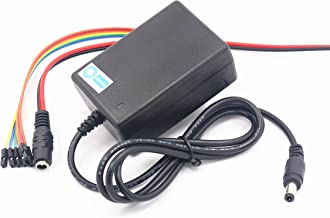 SMAKN DC 5V 3A Switching Power Supply Adapter 100-240 Ac +Dupont Cable+DC Adapter + DC Cable