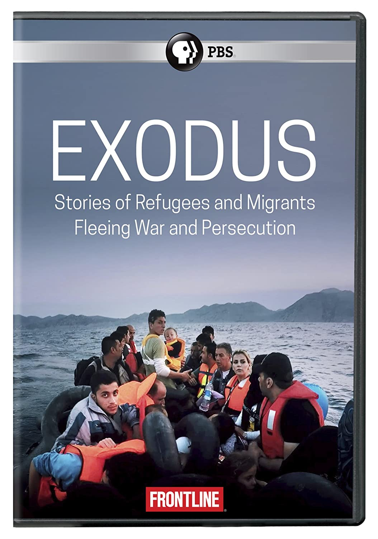 Direct stock discount FRONTLINE: Exodus DVD Store