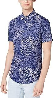 Ben Sherman Mens Floral Button Up Shirt