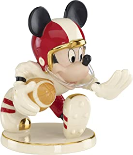Disney's Varsity Mickey Figurine by Lenox