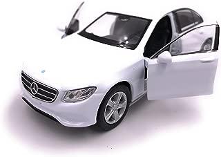 MERCEDES BENZ ML 350 SUV in bianco 1:34 MODELLO DI AUTO DIECAST NUOVO